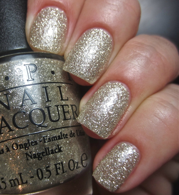 OPI My Favorite Ornament swatch 2