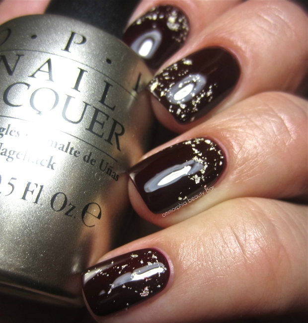 OPI Pure swatch 4