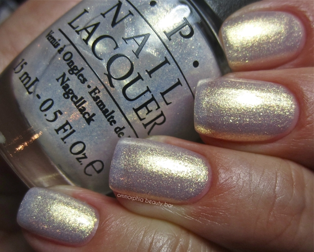 OPI Ski Slope Sweetie swatch