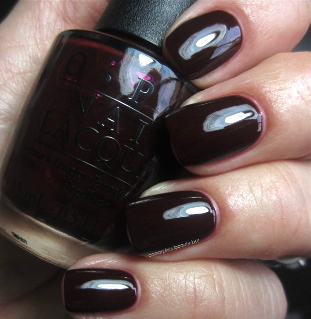 OPI Visions of Love swatch 2