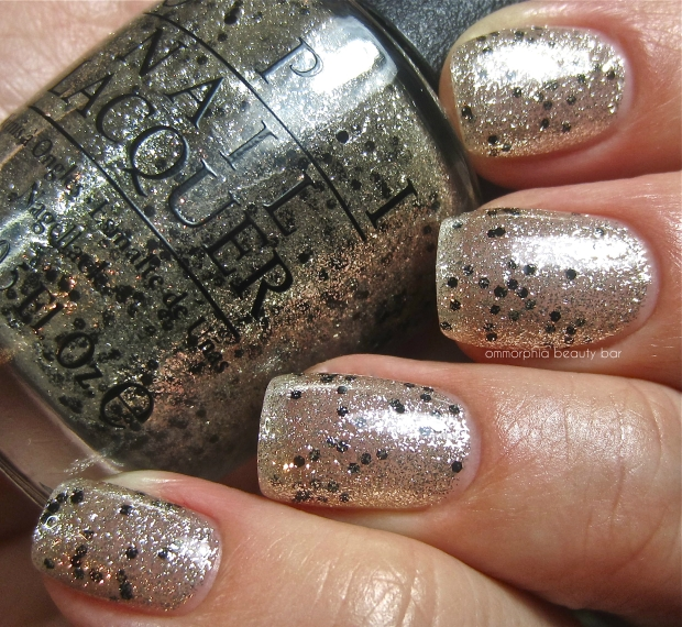 OPI Wondrous Star swatch