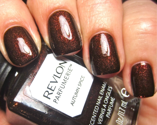 Revlon Autumn Spice swatch 3