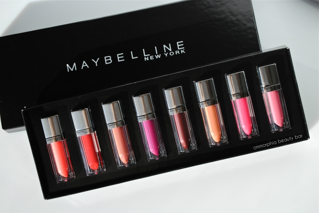 Maybelline Color Elixir open box