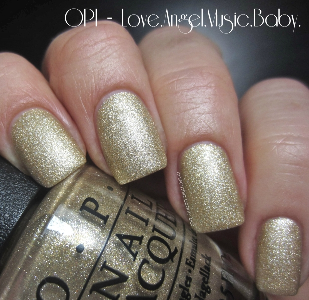OPI Love.Angel.MUsic.Baby. swatch