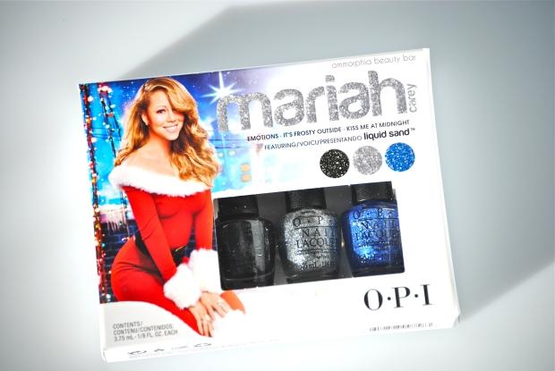 OPI Mariah Carey Minis 2