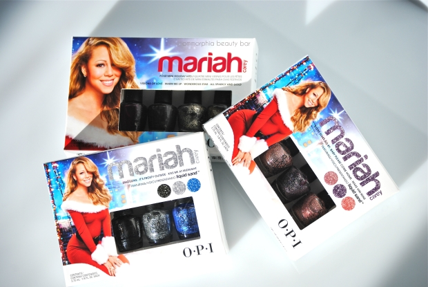 OPI mariah Carey Minis closer
