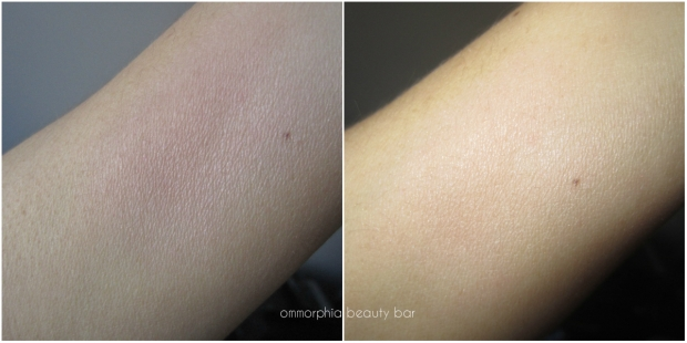 Guerlain Crazy Météorites Radiance Powder swatch