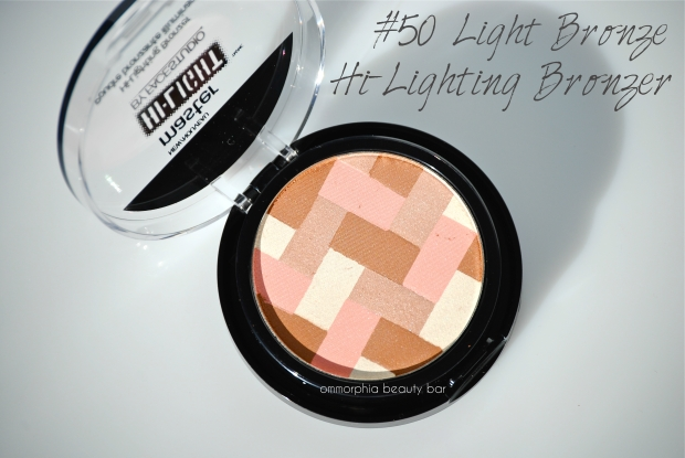 Maybelline Light Bronze Hi-Lighting Bronzer