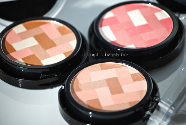 Maybelline Master Hi-Light Blushes closer