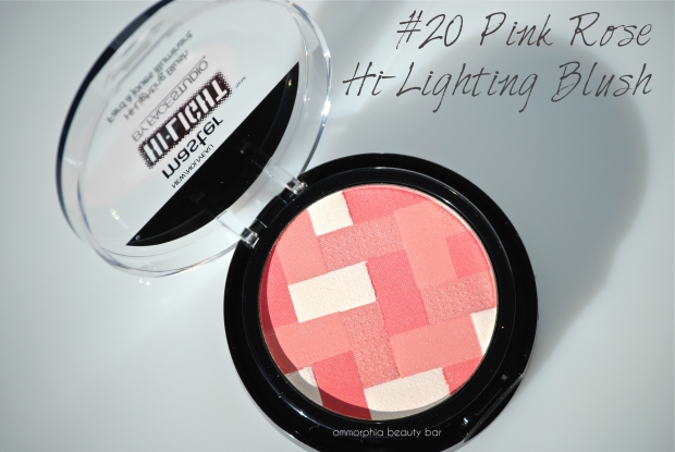 Maybelline Pink Rose Hi-Lighting Blush