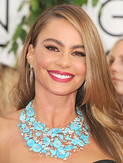 Sofia Vergara Covergirl makeup