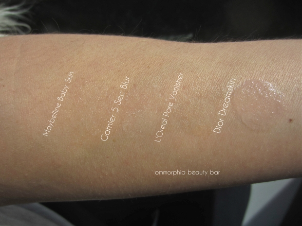 Blurred Lines swatches 2