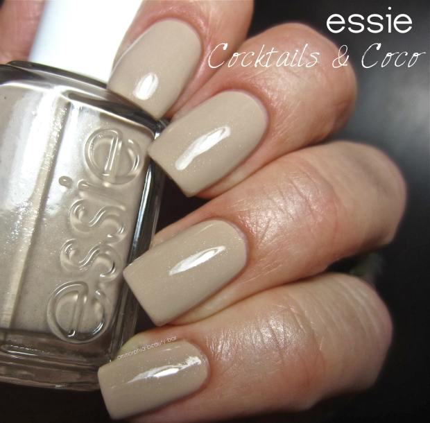 Essie Cocktails & Coco swatch