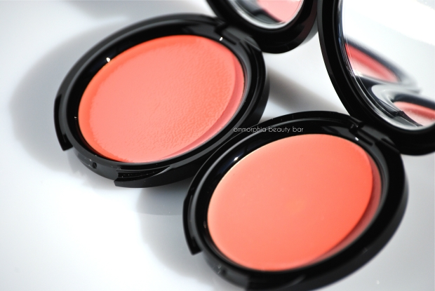 MUFE Second Skin Cream Blush duo