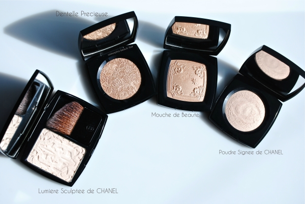 CHANEL Dentelle Precieuse & comparisons