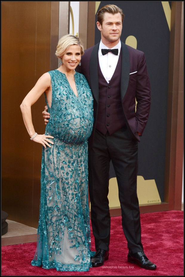 Chris Hemsworth & Elsa Pataky in Elie Saab
