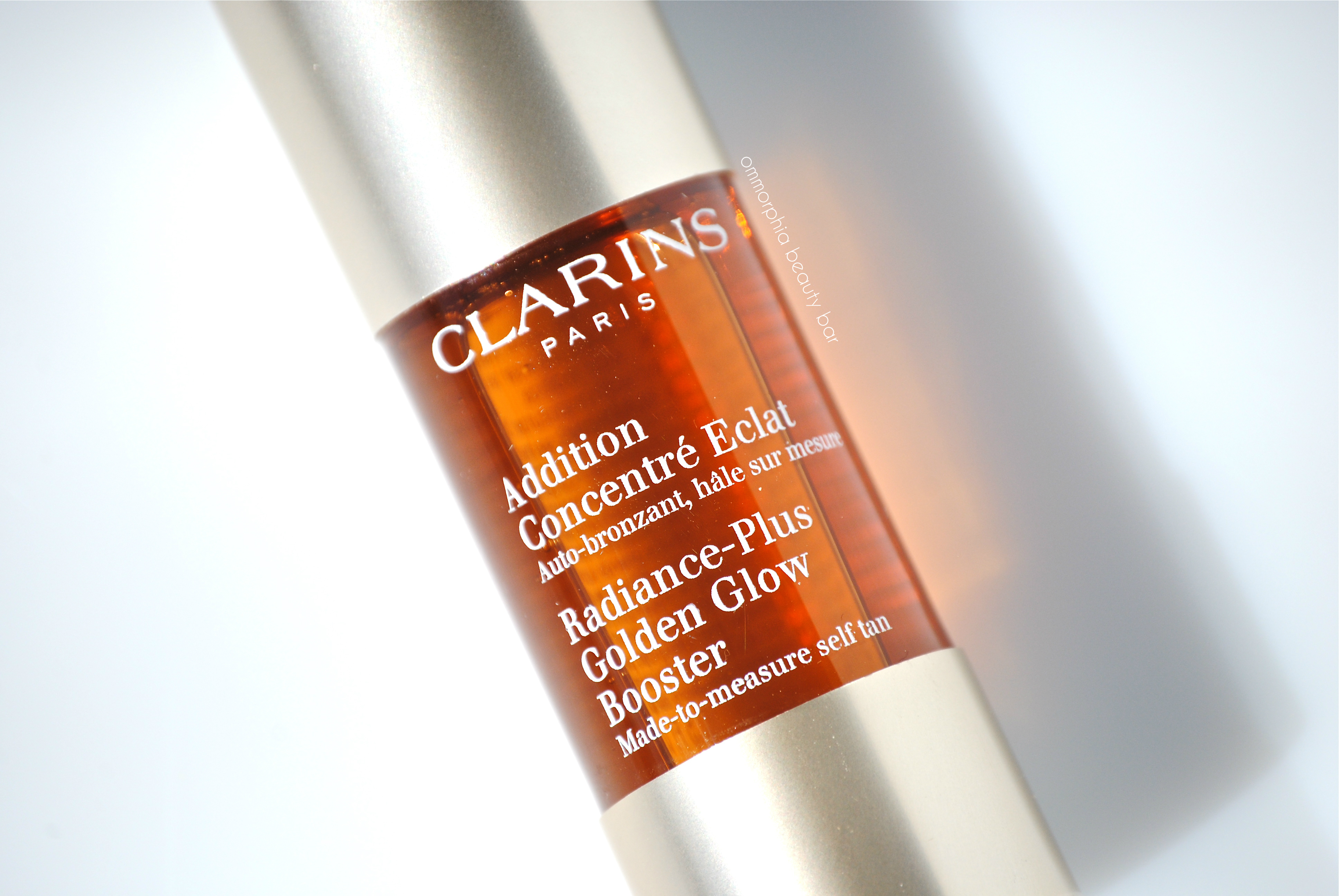 Clarins Radiance Plus Golden Glow Booster - youtube.com