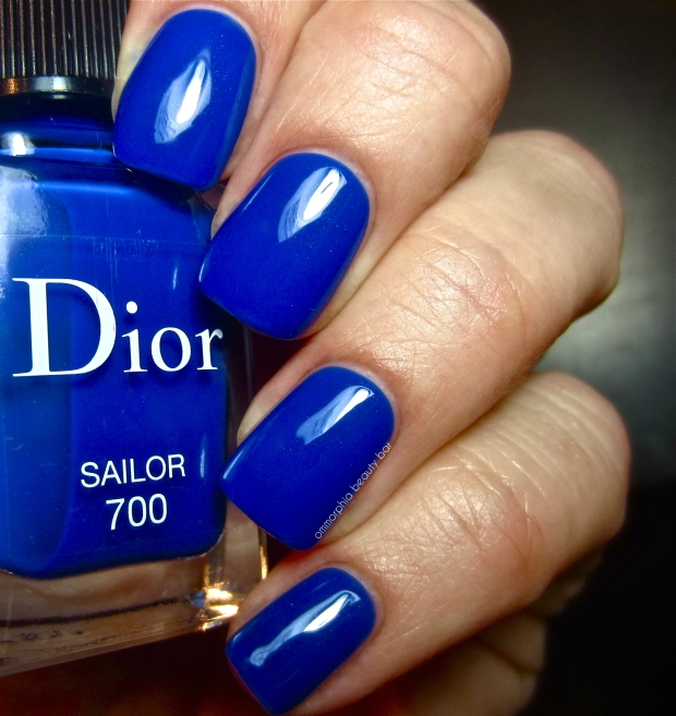 Dior Sailor swatch 2