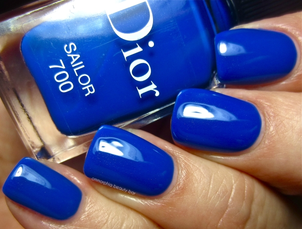 Dior Sailor swatch