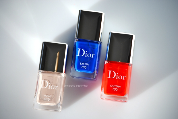 Dior Transat polishes 2