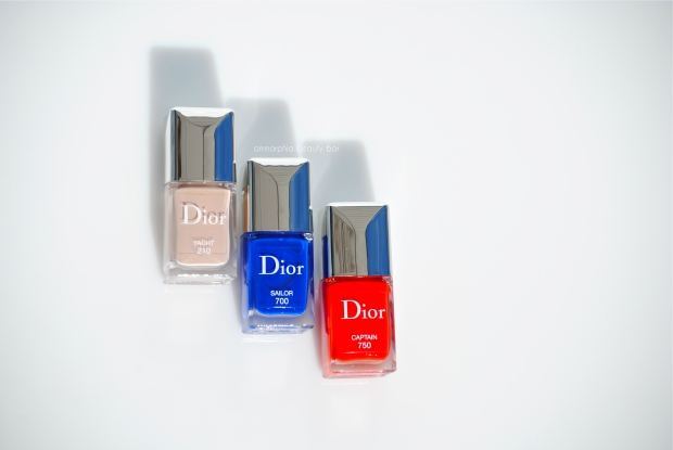 Dior Transat polishes closer