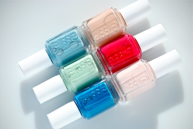 Essie Spring 2014 closer