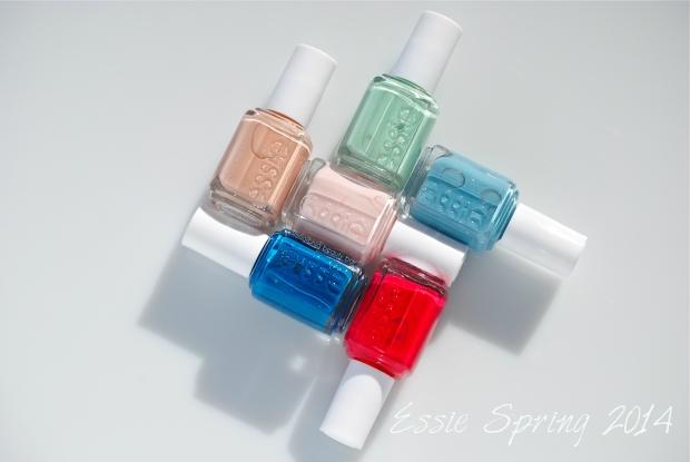 Essie Spring 2014 opener