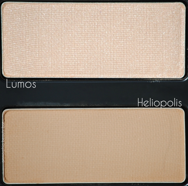 Illamasqua Sculpting Powder Duo macro