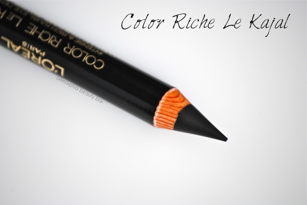 L'Oreal Color Riche Le Kajal
