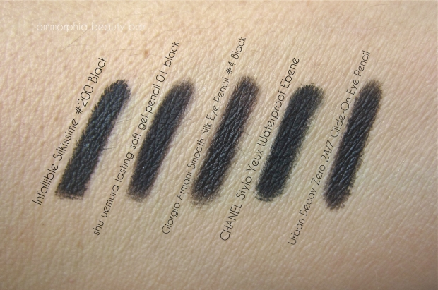 L'Oreal eyeliner comparisons 2
