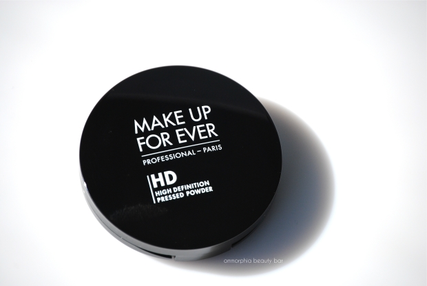 MUFE HD Pressed Powder closed