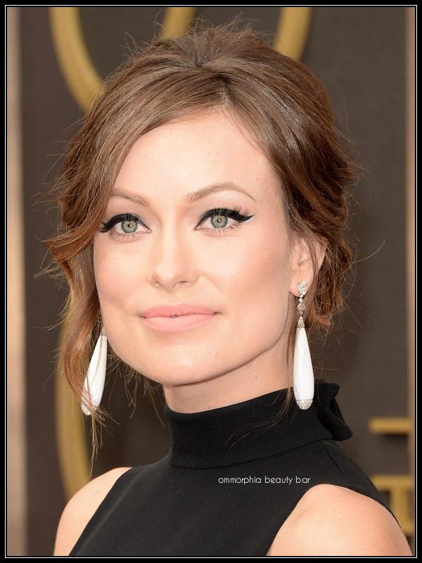 Olivia Wilde makeup 2014