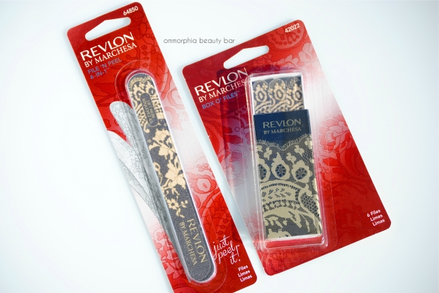 Revlon by Marchesa files