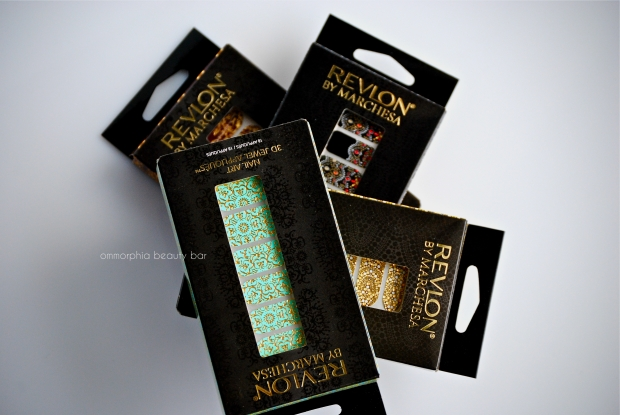Revlon by Marchesa nail wraps