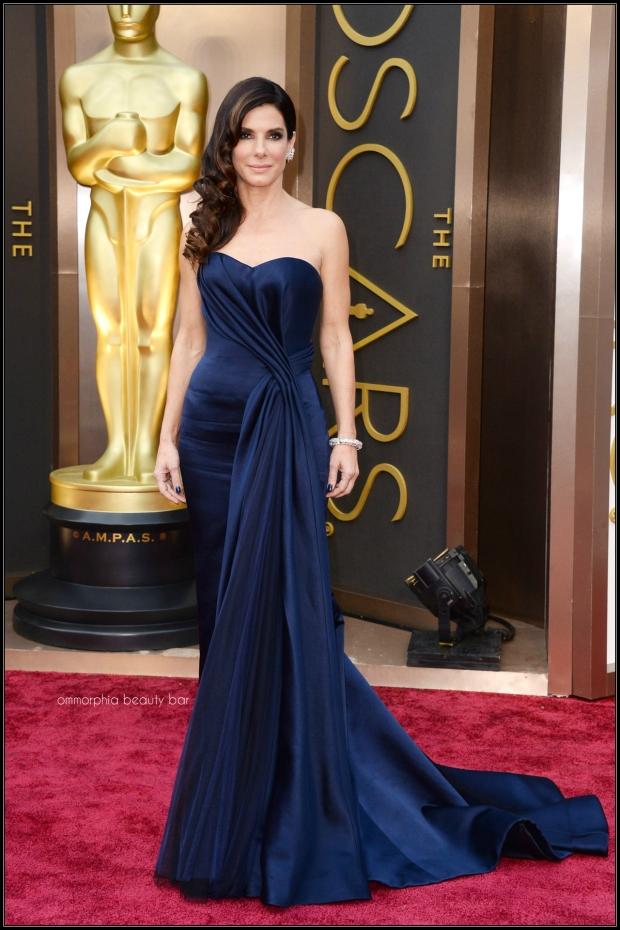 Sandra Bullock Alexander McQueen