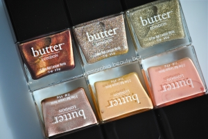 Butter London Boho Rock Collection