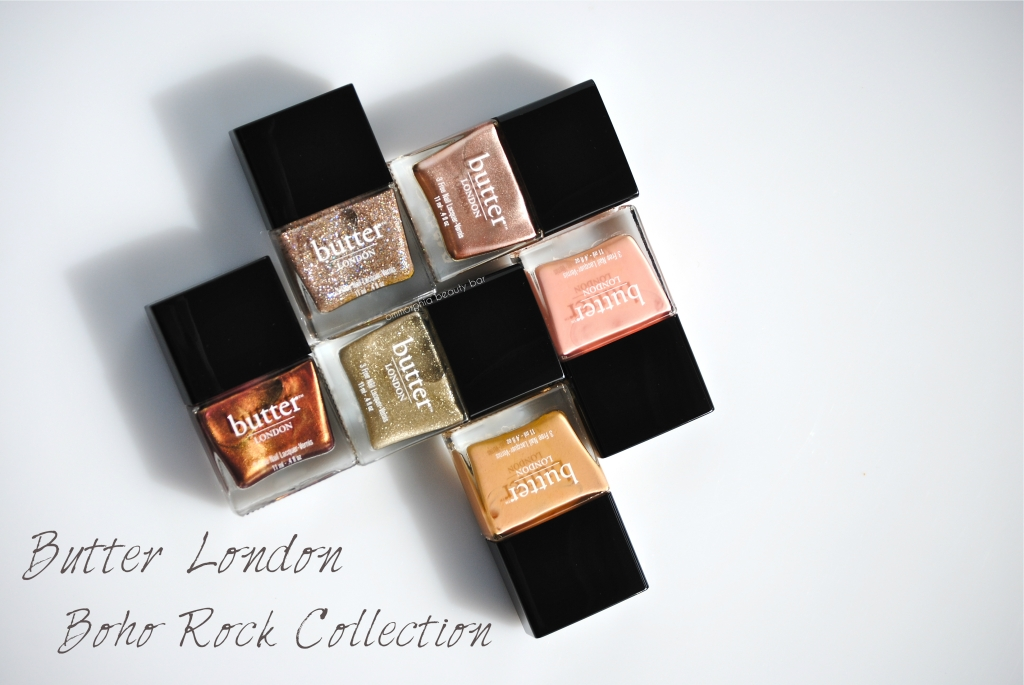 Butter London Boho Rock opener
