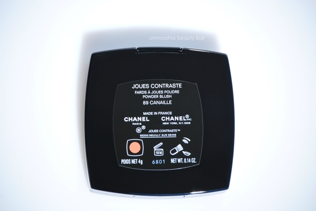CHANEL Canaille label