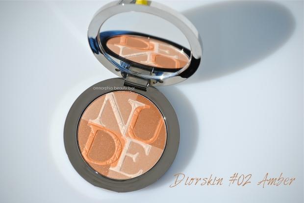 Diorskin Nude Shimmer 02 Amber