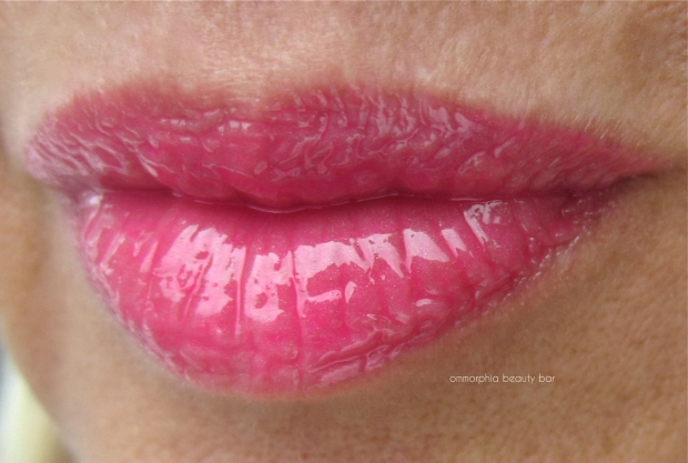 Lancome #337 Lip Lover swatch