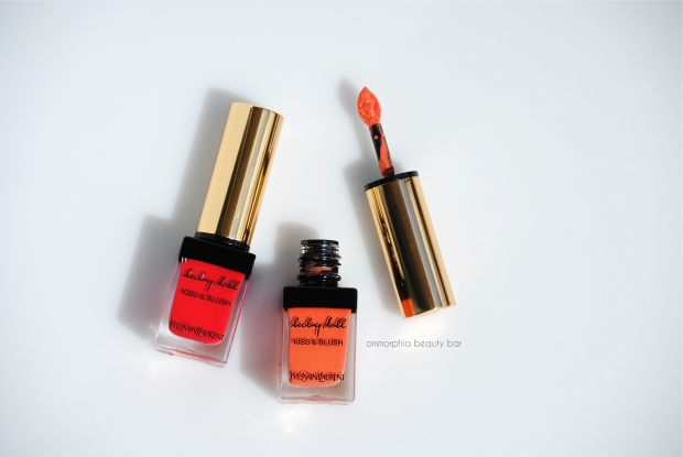 YSL Baby Doll Kiss & Blush 3