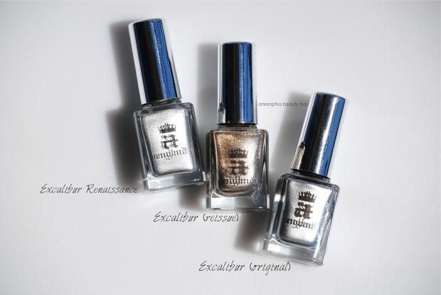 a-england Excalibur trio 3