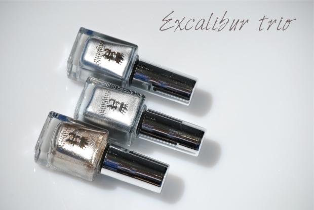 a-england Excalibur trio
