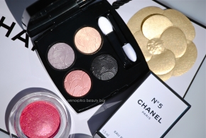 CHANEL Rose des Vents closer