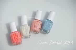Essie Bridal 2014 opener
