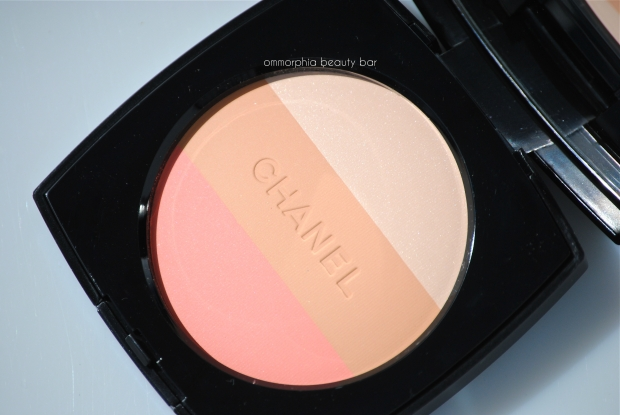 CHANEL No 01 Healthy Glow macro