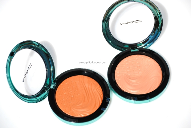MAC Extra Dimension Bronzing Powders