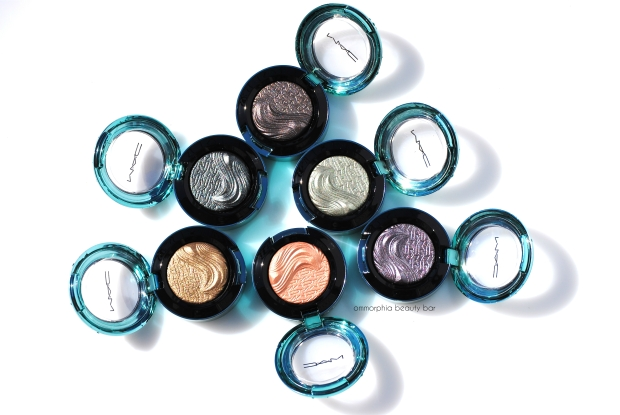MAC Extra Dimension Eye Shadows 2