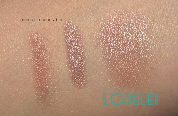 MAC Lorelei swatch