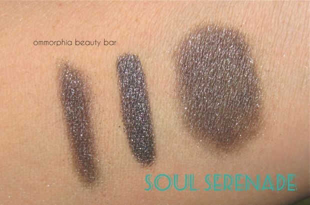 MAC Soul Serenade swatch